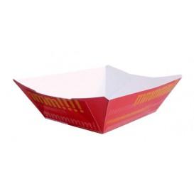 Vaschetta 300ml Carta 11,0x7,0x3,5cm (50 Pezzi)