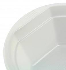 Ciotola di Plastica PS Bianca 300ml Ø11,9cm (1000 Pezzi)