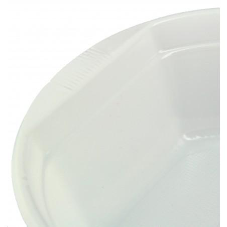 Ciotola di Plastica Bianca 500 ml (800 Pezzi)