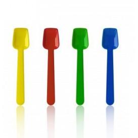 Cucchiaino di Plasticaper Gelato 90mm (10.000 Pezzi)