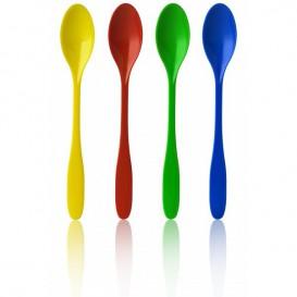 Cucchiaino Plastica per Gelato 175mm (250 Pezzi)