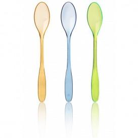 Cucchiaio di Plastica per Gelato 175mm (250 Pezzi)