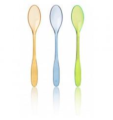 Cucchiaio di Plastica per Gelato175mm (2.000 Pezzi)