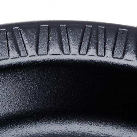 Piatto Termici EPS Nero 180 mm (125 Pezzi)