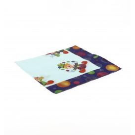 """Tovaglioli di Carta """"Clown"""" 33x33 cm (500 Pezzi)"""