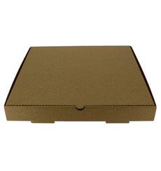 Scatola Cartone Kraft 30x30x3,5 cm (100 Pezzi)