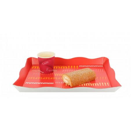 Vassoio per Catering o Fast Food (10 Pezzi)