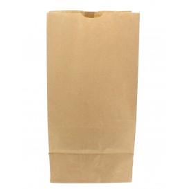 Sacchetto di Carta Kraft 18+12x29cm (25 Pezzi)