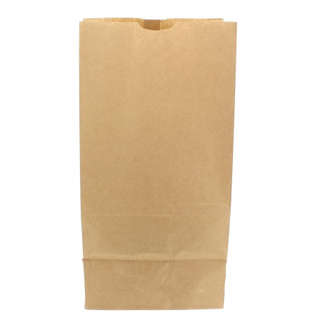 Sacchetto di Carta Kraft 25+15x43cm (500 Pezzi)