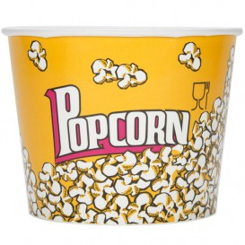 Ciotola per Pop Corn 3900ml 18,1x14,2x19,4cm (50 Pezzi)