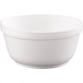 Ciotola Termici EPS Bianco 12OZ/360 ml (50 Pezzi)