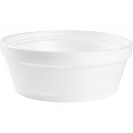 Coppette Termici EPS Bianco 8OZ/240 ml Ø8,9cm (50 Pezzi)