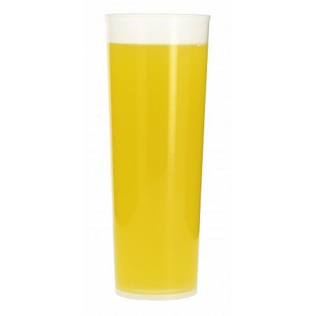 Bicchiere di Plastica PP 300 ml (10 Pezzi)