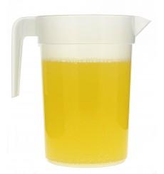 Brocca Plastica  PP 1.000 ml (10 Pezzi)