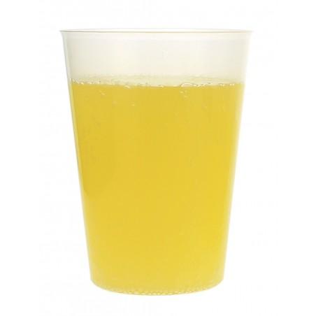Bicchiere di Plastica Rigida PP 600 ml (500 Pezzi)