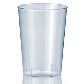 Bicchiere di Plastica Rigida Trasparente 70ml (45 Pezzi)