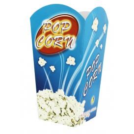 Scatola Pop Corn Grande 150 gr 8,7x13x20,3cm (25 Pezzi)