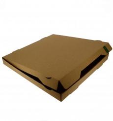 Scatola Cartone Kraft 40x40x4,2 cm (100 Pezzi)