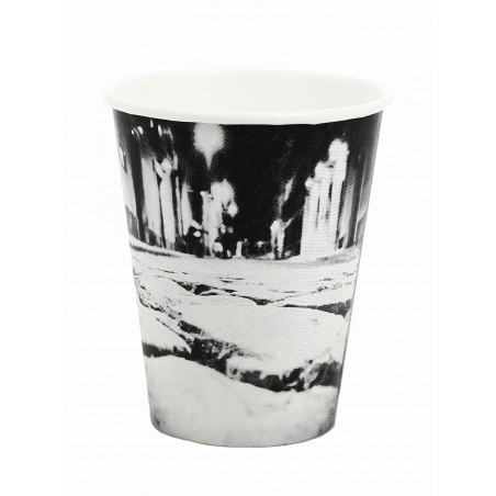 "Bicchiere Carta 8Oz/240ml ""Parisian"" Ø7,9cm (50 Pezzi)"