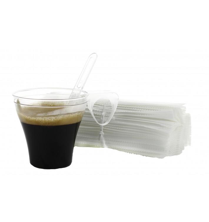 Palette Imbustate Caffè 105mm Transp. (10.000 Pezzi)