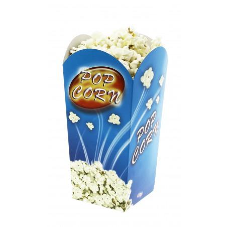 Scatola per Pop Corn Piccolo 45 gr.6,5x8,5x15cm (25 Pezzi)