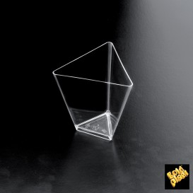 Citiola Degustazione Triangle Transp. 70 ml (500 Pezzi)