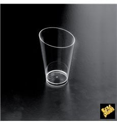 Bicchiere Degustazione Conico Alto Transp. 70 ml (25 Pezzi)