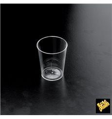 "Bicchiere ""Conical"" Transp. 50 ml (25 Pezzi)"