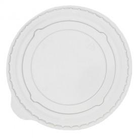 Coperchio Piatto Chiuso Bicchiere PET 9B, 364, 425 e 550ml Ø9,5cm (100 Pezzi)
