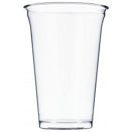 Bicchiere di Plastica Rigida in PET 550 ml Ø9,5cm (56 Pezzi)