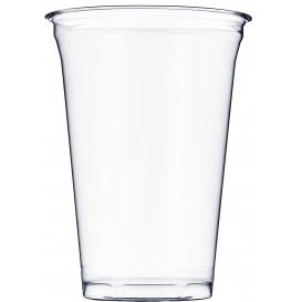 Bicchiere di Plastica Rigida in PET 610 ml Ø9,8cm (50 Pezzi)