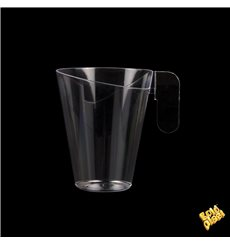 Tazze di Plastica Design Trasparente 155ml (144 Pezzi)