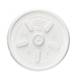 Coperchio per Bicchiere Termico EPS EPS 8oz/240 ml (1000 Pezzi)