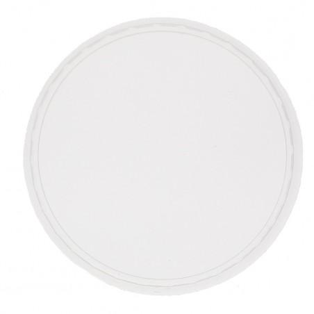Coperchio Coppette Ø10,5 125,150, 200, 250, 300, 400 y 500ml (1000 pezzi)