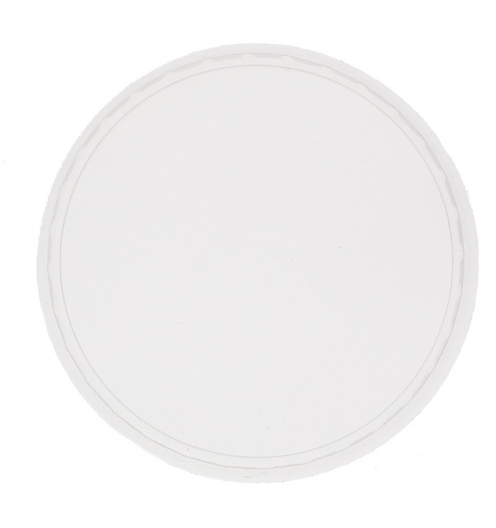 Coperchio Coppette Ø10,5 125,150, 200, 250, 300, 400 y 500ml (100 pezzi)