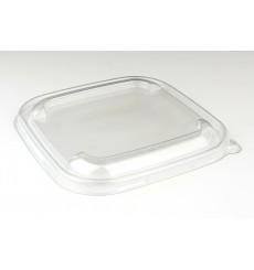Coperchio plastica PET per Ciotola 170x170mm (300 Pezzi)