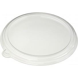 Coperchio Piatto di Plastica PET Glas Ø21cm (150 pezzi)