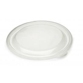 Coperchio di Plastica Trasparent Ø13cm (50 pezzi)