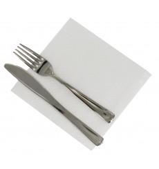 Tovagliolo di Carta 30x30 1 Veli Bianco (4.800 Pezzi)