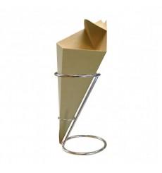 Cesti di presentazione Acciaio Ø11,5x18cm (1 Pezzi)