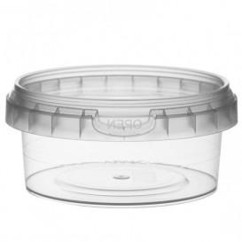 Coppette Plastico tondo inviolabile 180ml Ø9,5 (252 Pezzi)