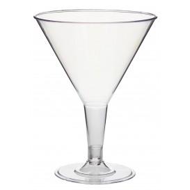 Coppa di Plastica Trasparente 215 ml 2P (25 Pezzi)
