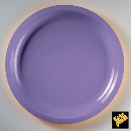 Piatto di Plastica Bianco Ø290mm (150 Pezzi)