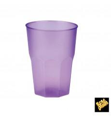 """Bicchiere Plastica """"Frost"""" Lilla PP 350ml (420 Pezzi)"""
