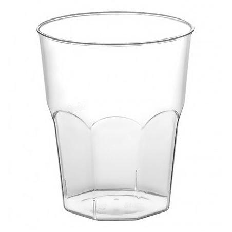 Bicchiere Plastica Cicchetto Transp. PS Ø40mm 20ml (50 Pezzi)