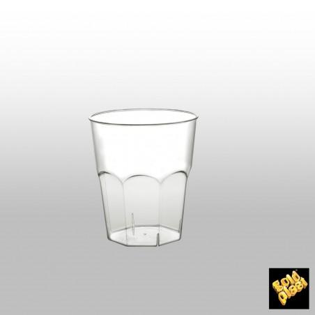 Bicchiere Plastica Cicchetto Transp. PS Ø37mm 20ml (500 Pezzi)