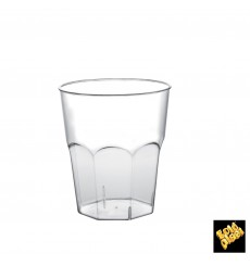 Bicchiere Plastica Cocktail Trasp. PP Ø84mm 270ml (20 Pezzi)