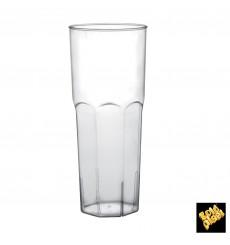 Bicchiere Plastica Vetro Trasp. PP Ø65mm 350ml (10 Pezzi)