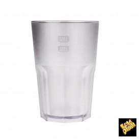 Bicchiere Plastica Cocktail Transp. PP Ø84mm 350ml (5 Pezzi)