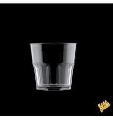 Bicchiere Riutilizzabile SAN Mini Drink Trasparente 160ml (96 Pezzi)
